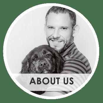 Chiropractor Waukee IA Tyler Molstre & Dog