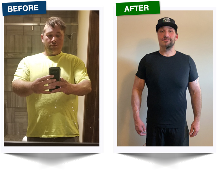 Weight Loss Waukee IA Before and After